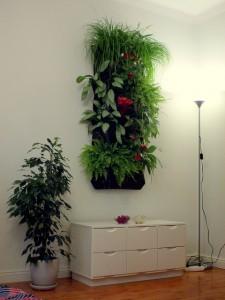 """Ein """"lebendiges Bild"""" im Wohnzimmer stärkt die positive Lebensenergie des Raumes"""