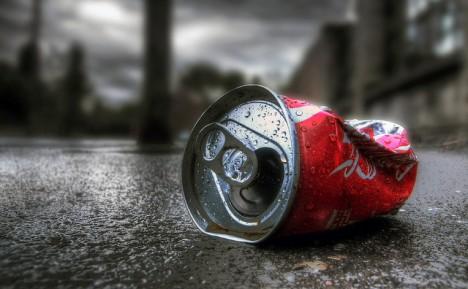 Wer hat sich nicht schon einmal einen Schluck aus einer gekühlten Getränkedose gegönnt?
