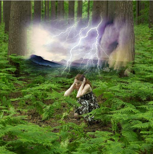 Die Angst vor der Natur sitzt tief bei vielen Menschen