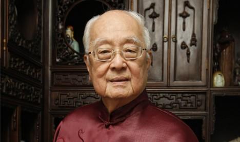 Feng Shui Großmeister Yap Cheng Hai verstarb am 5. Juni 2014 im Alter von 88 Jahren