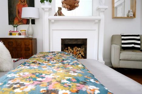 wohnzimmer-artiger Bedroom, Foto (C) Emily May / flickr