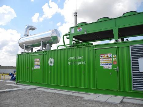 """Biogasanlage zur Verwertung organischer """"Abfälle"""""""