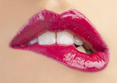 Entsprechen diese Lippen einem perfekten Feng-Shui-Gesicht? Das erfahren Sie am Ende des Beitrags, lesen lohnt sich :-) Foto: istockphoto.com / ©Courtney-Keating