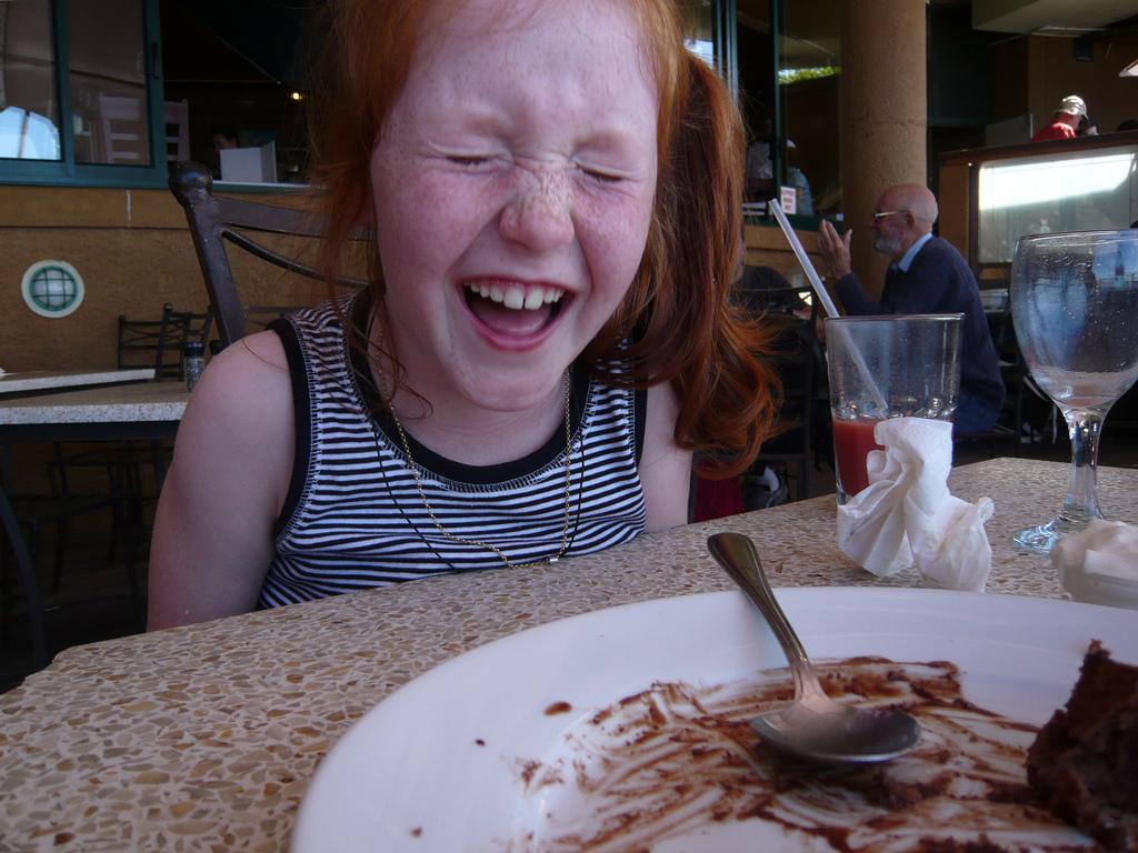 Um die eigene Laune zu verbessern, muss man nicht zu Schokolade greifen
