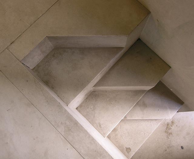 Fengshui-Empfehlungen für die Planung von Treppen-Anlagen