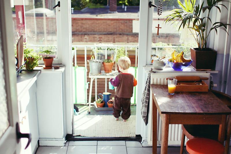 Wohnraumgestaltung nach Feng Shui: Nicht selten wird der Balkon vernachlässigt