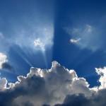 Wolken versprechen mehr als das Blaue vom Himmel
