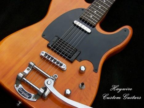Gitarre aus Erlenholz, Foto (C) Rick Mariner / flickr
