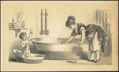 Früher war Hausarbeit vor allem Frauensache