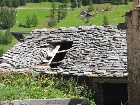Ein Tabu-Haus bedeutet auf keinem Fall eine Bauruine. Es ist noch etwas komplizierter. Foto: © Hedwig Seipel