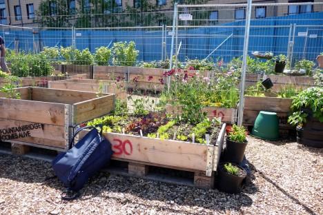 Gärten mieten auf Zeit liegt inzwischen auch in vielen Großstädten im Trend