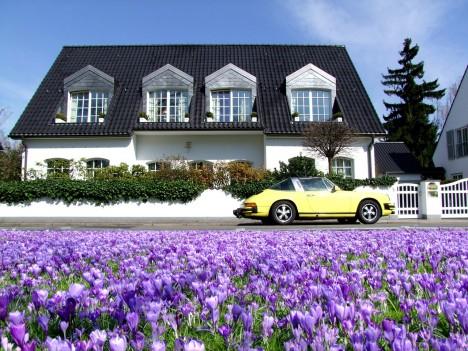 Nicht jedes Traumhaus ist ein Glückshaus. Foto: CC-0 Public Domain via http://pixabay.com/en/villa-home-dream-home-luxury-340451/