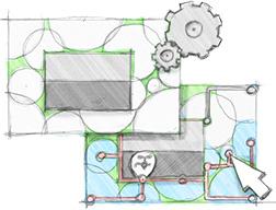 kleine helferlein teil 1 gartenplanung. Black Bedroom Furniture Sets. Home Design Ideas