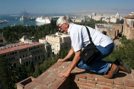 Bekommen wir mit dem Alter eigentlich immer mehr Höhenangst?