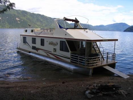 Mal was anderes: Urlaub auf einem Hausboot