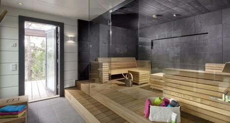 Finnische Sauna, Foto © POLARLIFEHAUS