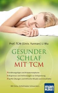 Buchcover: Gesunder Schlaf mit TCM