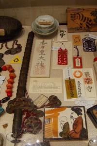 Münzschwert - eine Waffe gegen böse Mächte Foto: © Hedwig Seipel