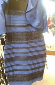 Dressgate: weiß-gold oder blau-schwarz - welche Farben hat das Kleid denn nun wirklich?