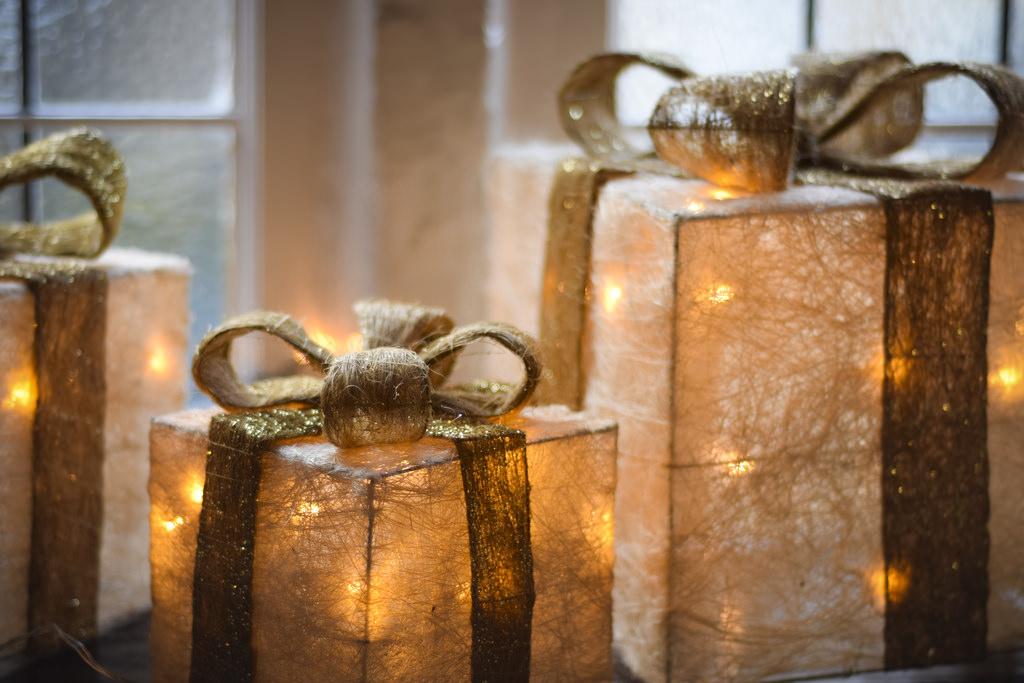Ideelle Geschenke bereiten vielen Menschen mehr Freude als materielle