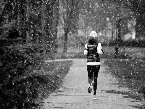 Joggen im Januar: Wie lange die guten Vorsätze wohl diesmal halten?