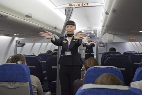 Kabinenpersonal und Piloten sind besonders gefährdet