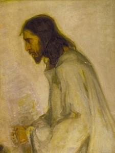 Die Fastenzeit verweist auf biblische Motive wie etwa das vierzigtägige Fasten von Jesus Christus in der Wüste