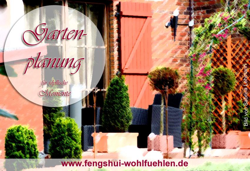Gartenplanung für idyllische Momente