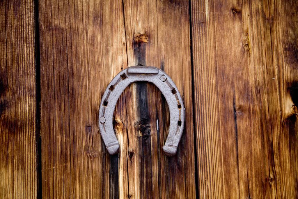 Holz bringt gl ck for Hufeisen aus holz