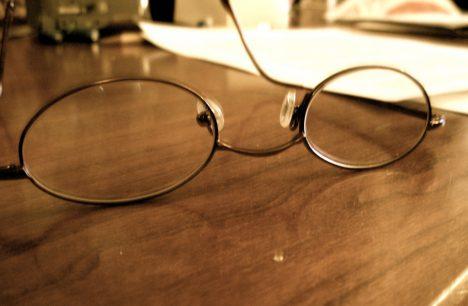 Metallfassungen bei Brillen können Elektrosmog verstärken