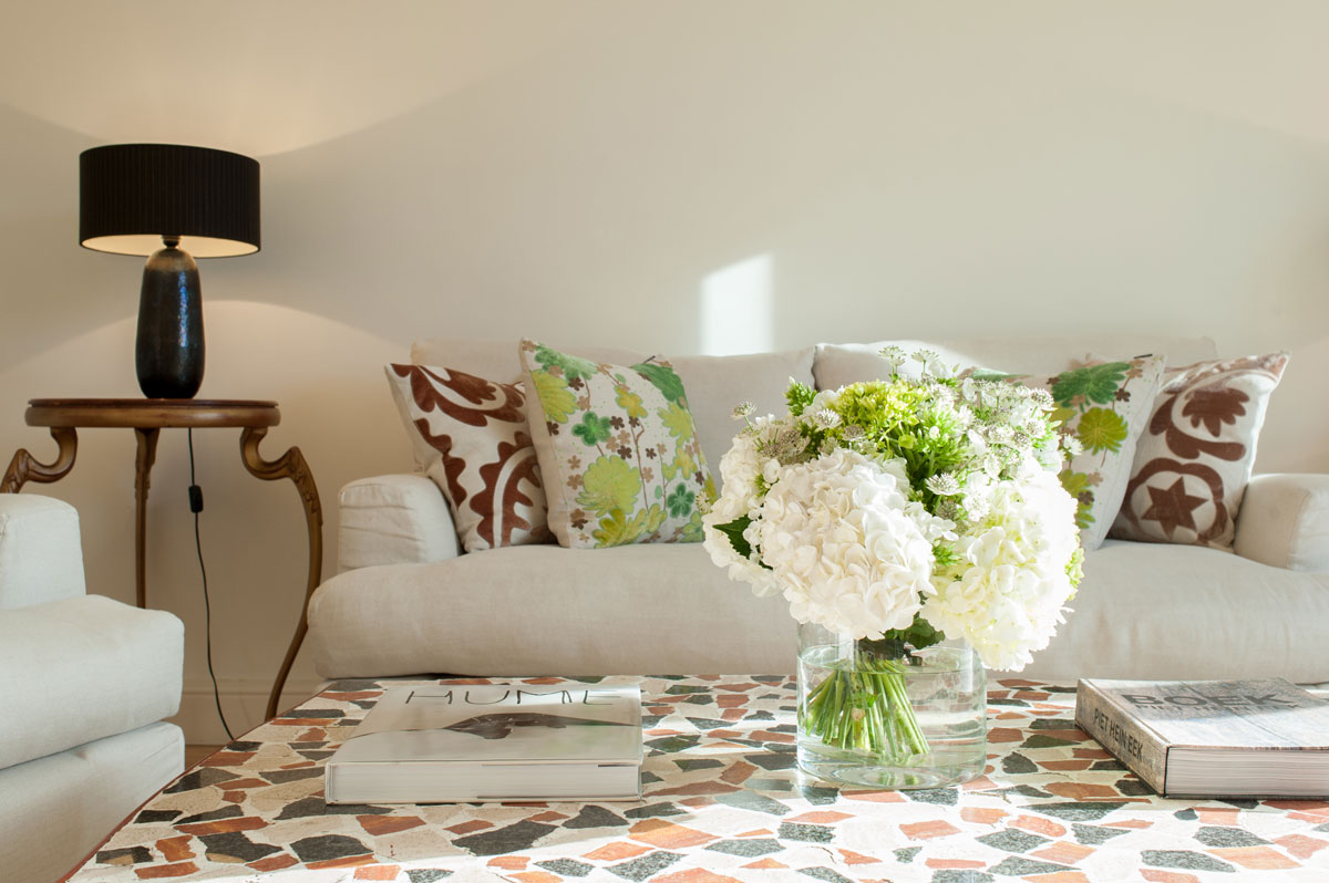 Je hochwertiger die Einrichtung, umso weniger ist nötig. Foto (C) Living Rooms London / flickr