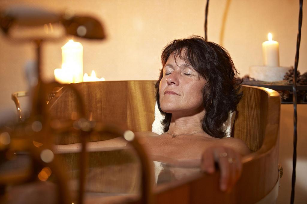 Entspannung pur im Wellness-Hotel Zugspitze