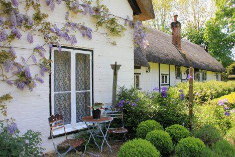 Alter englischer Cottage-Garten, Foto (C) Karen Roe / flickr