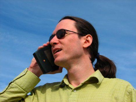 Handy-Telefonie wäre ohne Skalarwellen nicht (fast) überall möglich. Foto (C) Windell Oskay / flickr