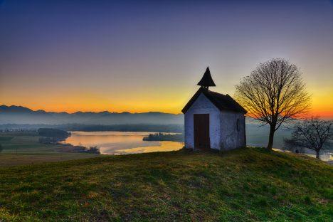 Alte Kapelle am See, Foto (C) Sonja und Jens / Flickr