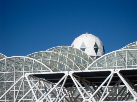 Biosphere2, Foto (C) Thomas / flickr