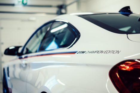 Der BMW M4 DTM Champion Edition ist ein Sportwagen der Extra-Klasse. Foto (C) Kärlis Dambräns / flickr