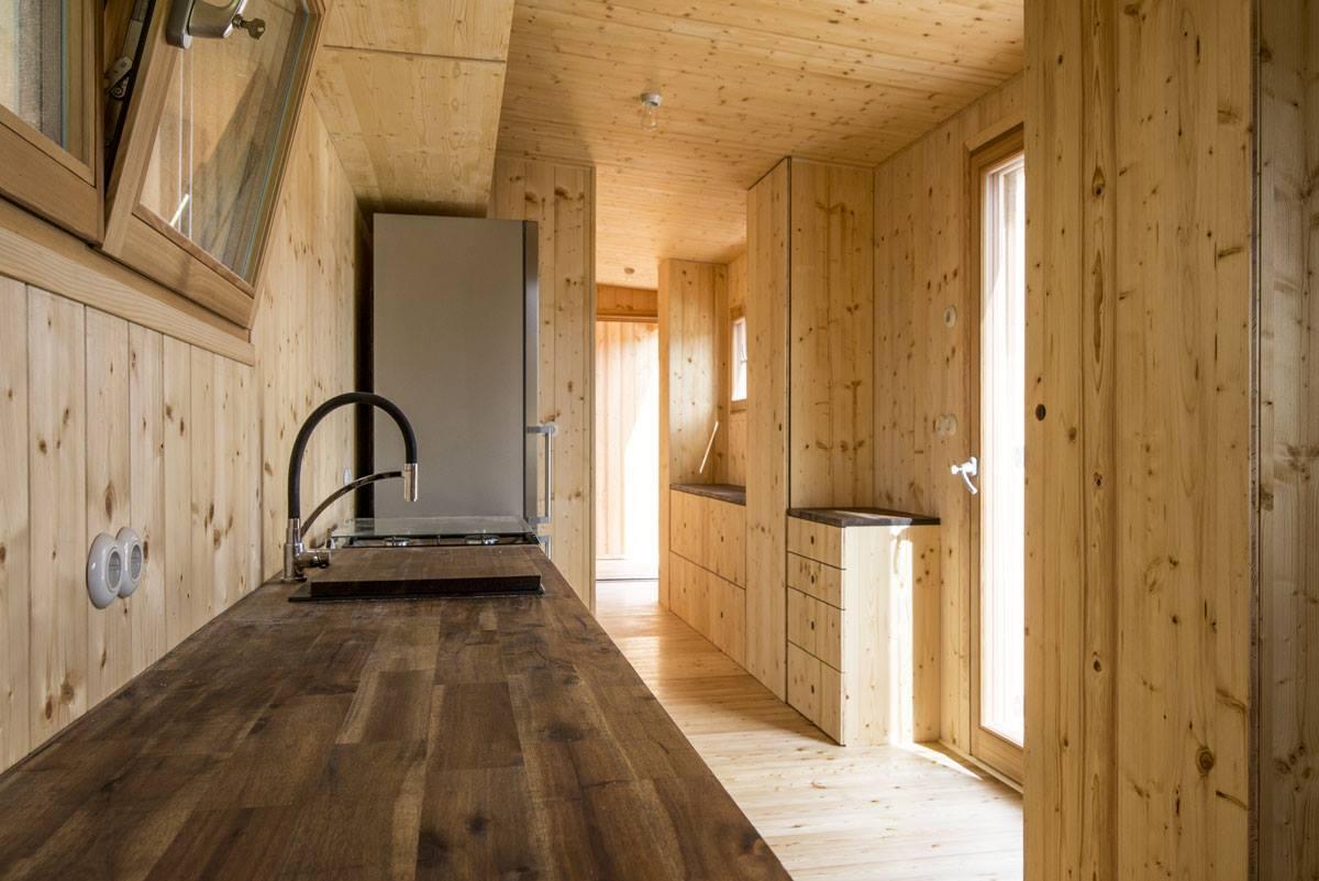 tiny houses klein kleiner am kleinsten. Black Bedroom Furniture Sets. Home Design Ideas