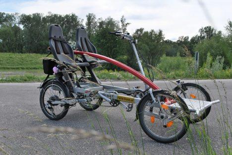 Vierradler für Genießer, Foto (C) https://metallhase.at