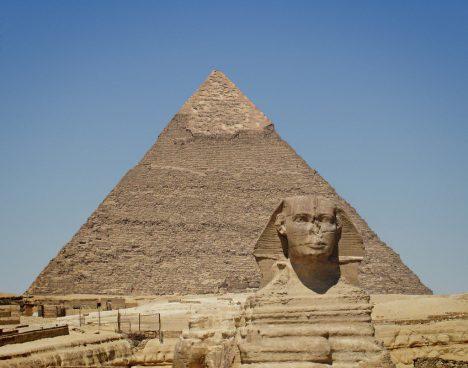 Die Chephrenpyramide, Foto (C) zolakoma / flickr