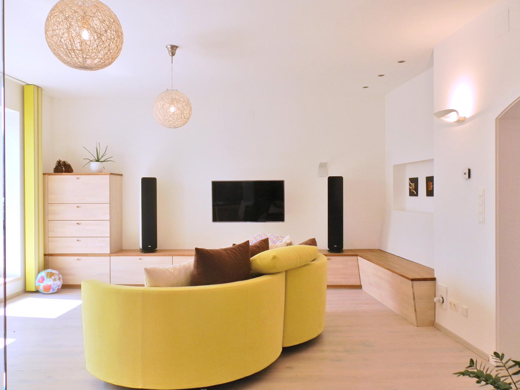 Zusammenlegung von Räumen: Weniger Zimmer - mehr Raum!