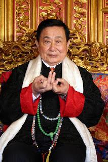 Feng Shui Meister Lin Yun