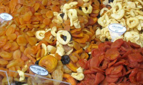 Gemischte Trockenfrüchte, Foto (C) Eden, Janine and Jim / flickr