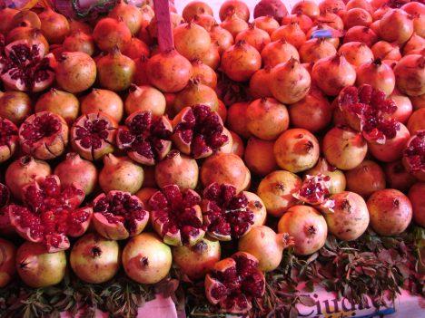 Saftige Granatäpfel, Foto (C) Erik Pöhler / flickr