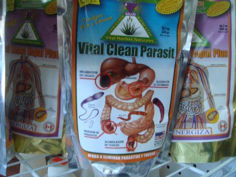 Anti-Parasitenmittel gibt es viele! Foto (C) Daniel X. O`Neil / flickr
