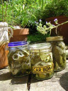 Eingelegte Gurken, Foto (C) taschenkruemmel / flickr