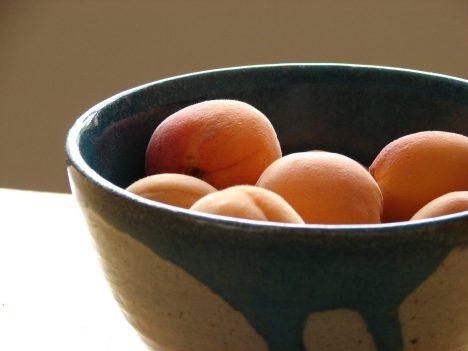 Samtige Aprikosen, Foto (C) l.hillesheim