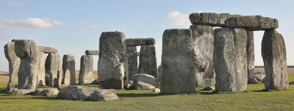 Stonehenge, Foto (C) Jim Bowen / flickr CC BY 2.0