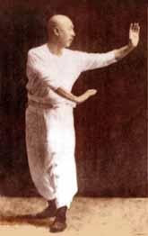 Baguazhang Meister Chang Chan Kuei um 1936