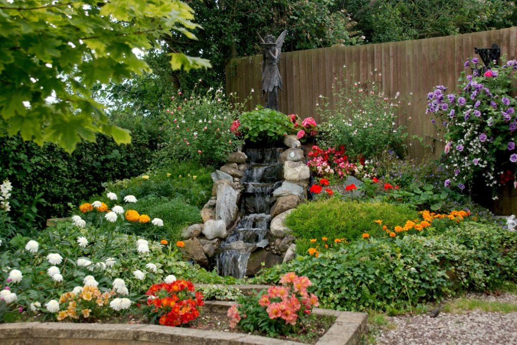 Ein Feng Shui Garten soll positive Energien stärken.